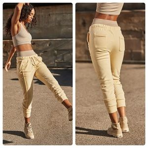 NEW Free People Movement Work It Out Jogger